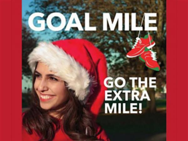 Rith carthanachta-Goal Mile
