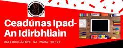 Ceadúnas Ipad(Ipad licensing)