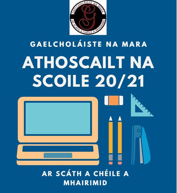 Athoscailt na scoile-Covid response plan/Guidance video