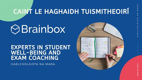 Caint tábhachtach le haghaidh tuistí-Important talks for parents