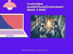 Cruinnithe scoláirí/tuistí/múinteoirí Bliain 3