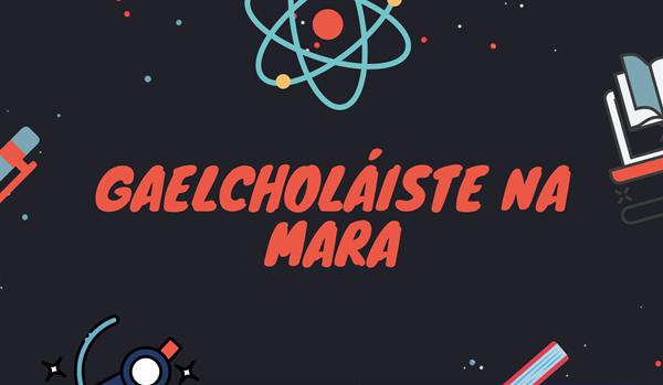 Onenote agus Teams - Ag roinnt eolas le dáltaí (Sharing information with students)