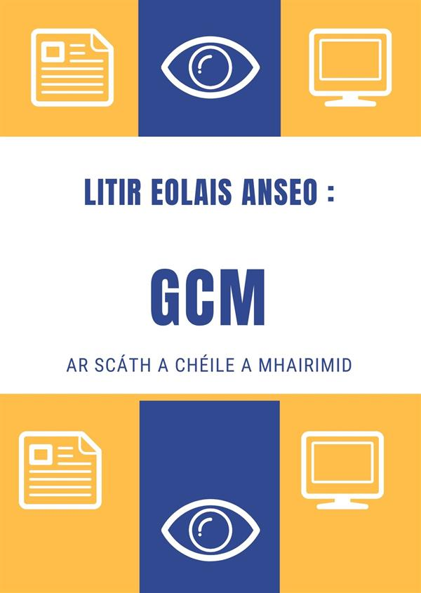 Litir eolais anseo(Information letter for parents)