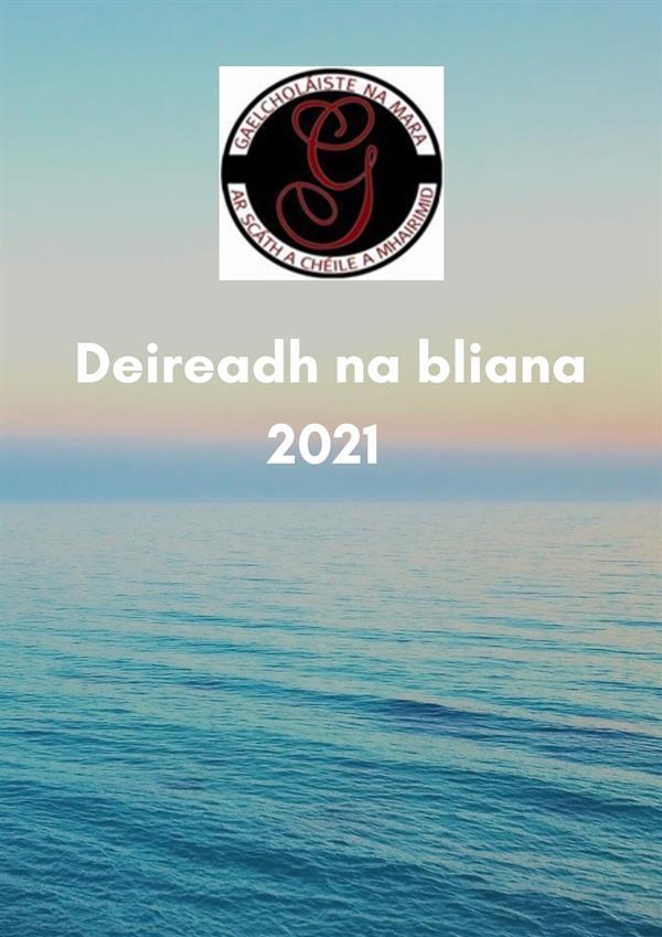 Deireadh na bliana 2021