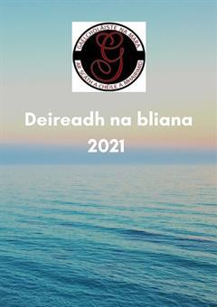 Deireadh na bliana 2021-Bliain 6