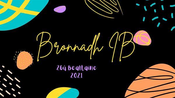 Bronnadh Idirbhliain 2021