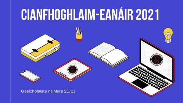 Cianfhoghlaim Eanáir 2021